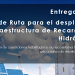 Hoja de ruta para el despliegue de infraestructura de recarga de hidrógeno